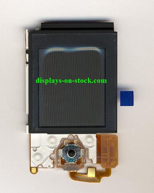 Nokia 7610 Supernova - Display LCD + Menu/Joystick Flex