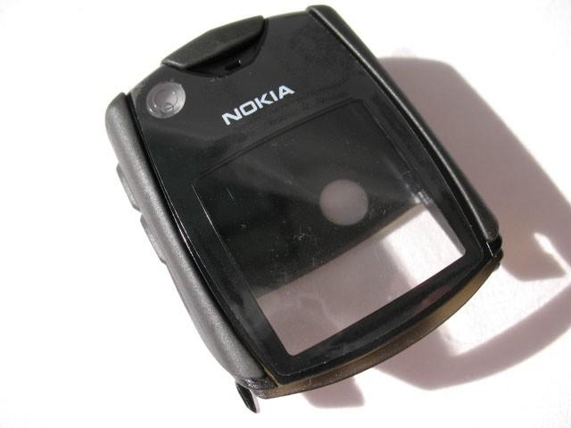 the best attitude 9b64b 64bec Nokia 5140 - Cover Top Shell Black