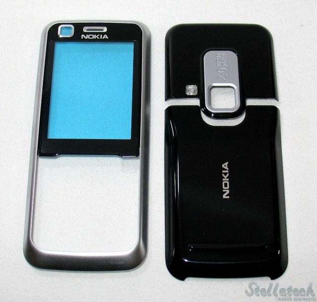 best sneakers 9231b ef5e8 Nokia 6210 Navigator - Cover Set Black