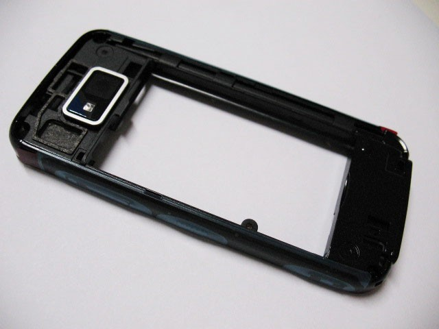 0254247 Nokia 5530 - Middle Cover ( Black )