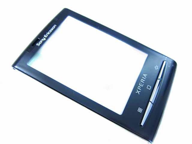 Sony Ericsson Xperia X10 Mini E10i Front Cover Touchscreen Black