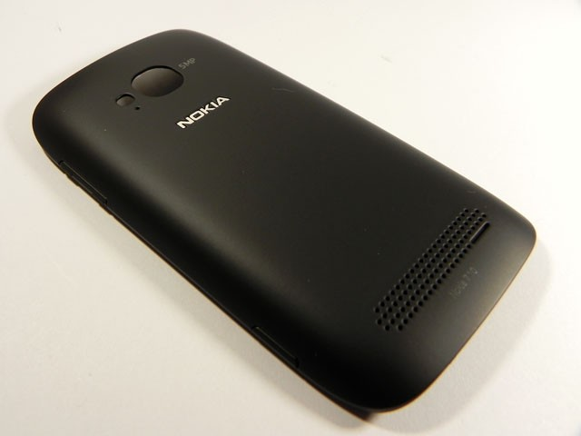 new styles bae2a 2d7ed Nokia Lumia 710 - Battery Cover Black