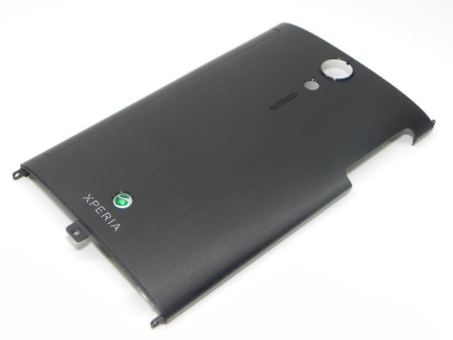 1252-4144 Sony LT28i Xperia Ion - Back Cover / Rückschale (Schwarz)