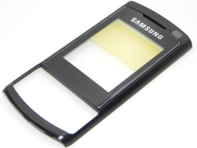 Samsung Gt-c3050 Black Samsung Gt-c3050 Front Cover