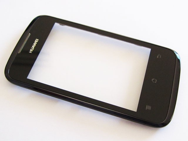 Huawei U8655 Ascend Y200 - Front Cover + Touchscreen