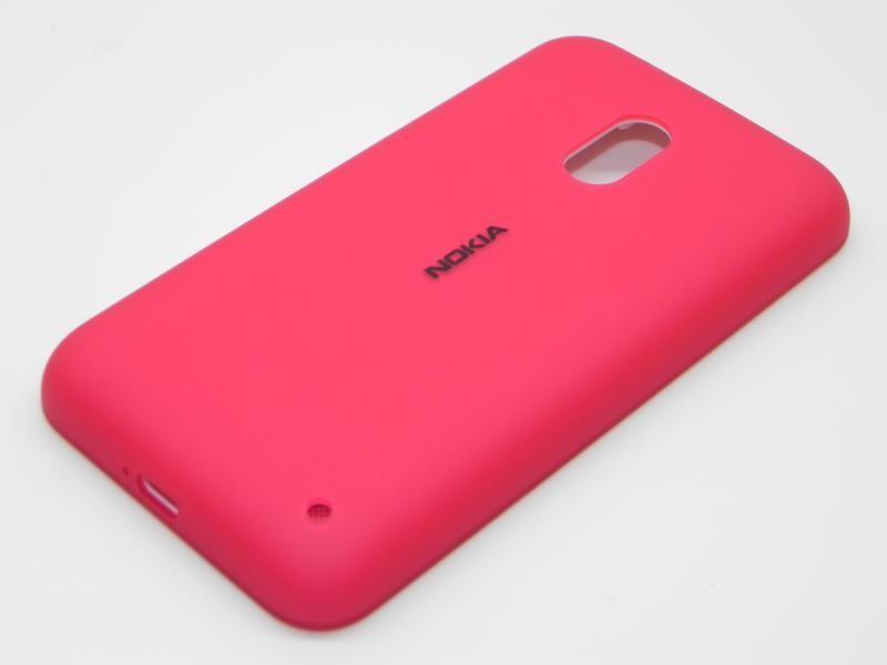 best service 6ef7e e2059 Nokia Lumia 620 - Battery Cover Magenta