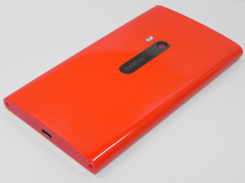 finest selection effc9 f3404 Nokia Lumia 920 - Back Cover Unibody Red