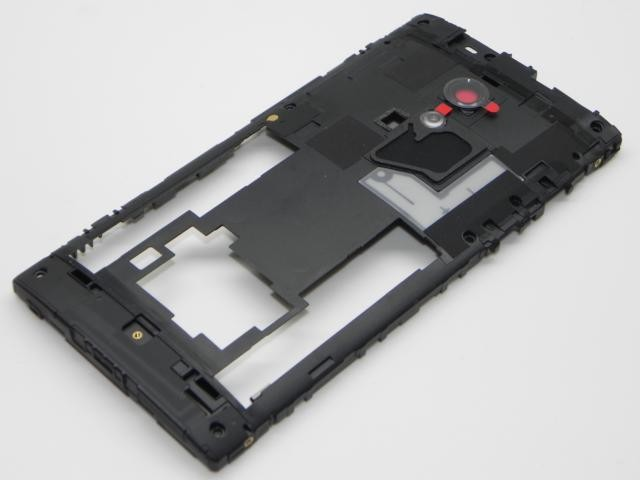 1252-6542 Sony LT28i Xperia Ion - Mittel Chassis (Schwarz)