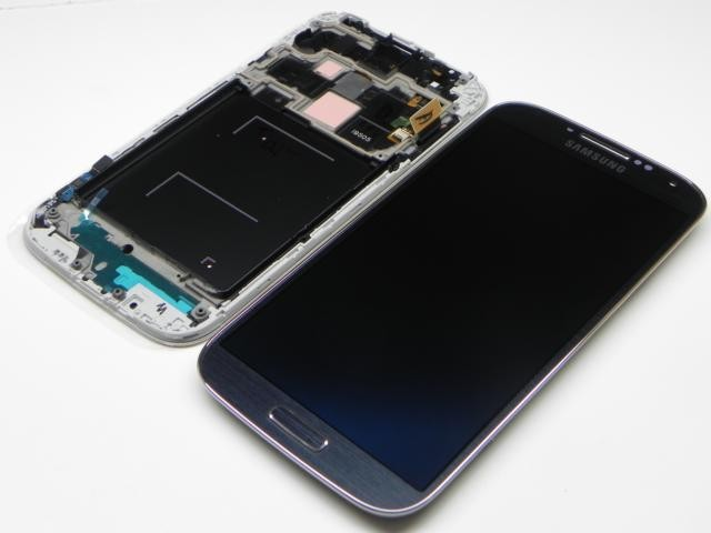Samsung GT-I9505 Galaxy S4 - Display LCD Touchscreen Front Black/Anthracite