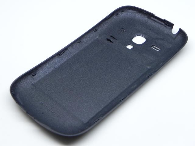 Samsung GT-I8190 Galaxy S3 Mini - Battery Cover Black