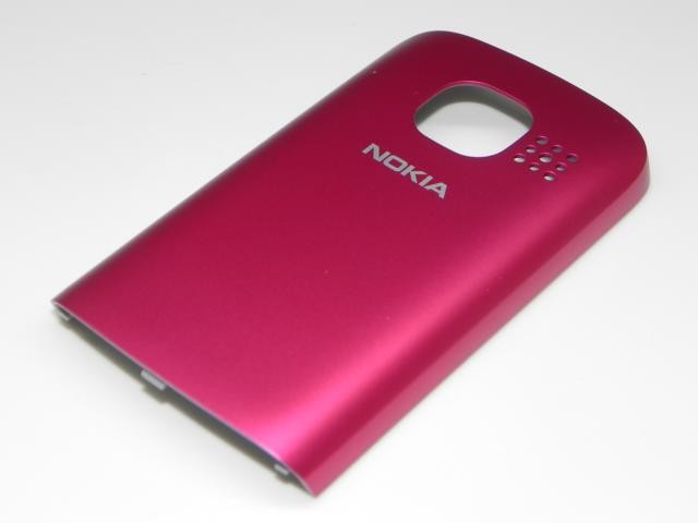 9446867 nokia c2 05 battery cover pink. Black Bedroom Furniture Sets. Home Design Ideas
