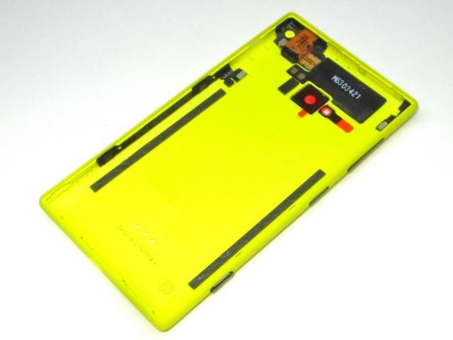 super popular a7829 608cd Nokia Lumia 720 - Back Cover Unibody Yellow