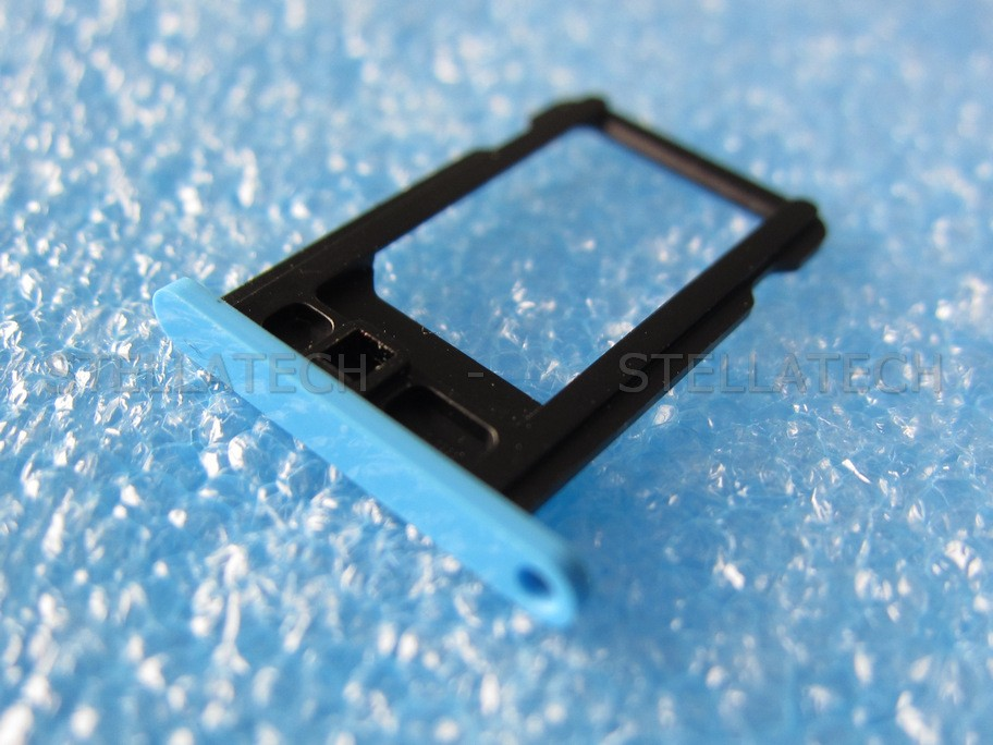 sim card for iphone 5c apple iphone 5c sim card tray blue 18012