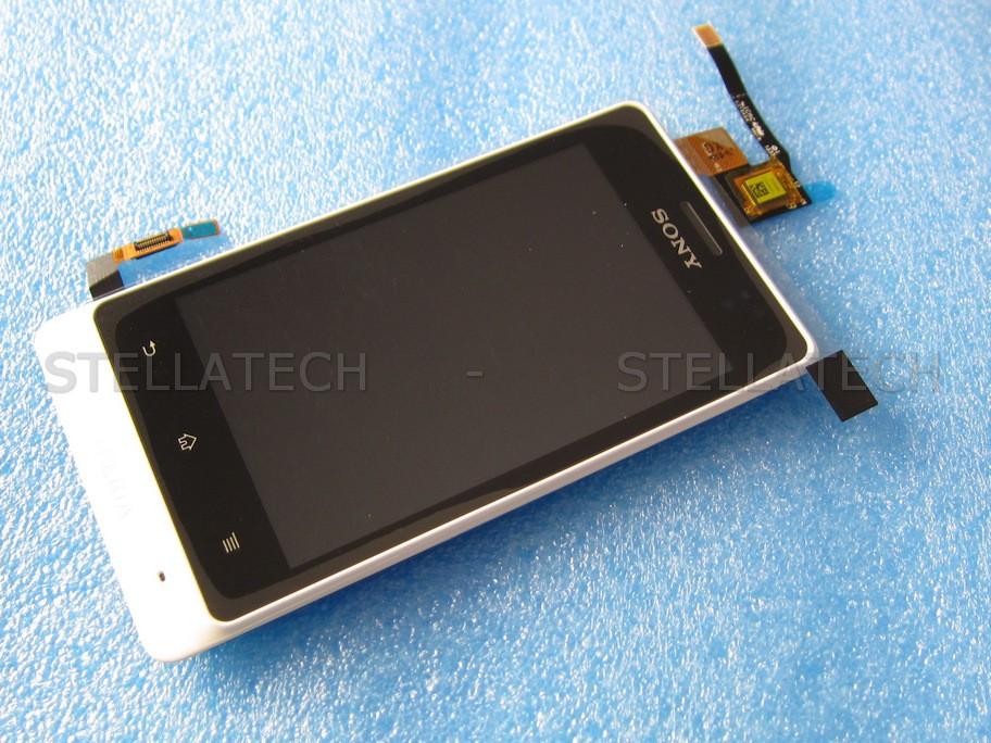 Sony Xperia St27i White White Sony Xperia