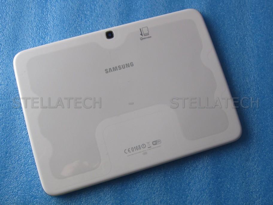the best attitude e3ee5 4c87b Samsung GT-P5210 Galaxy Tab 3 10.1 WiFi - Back Cover 16GB White