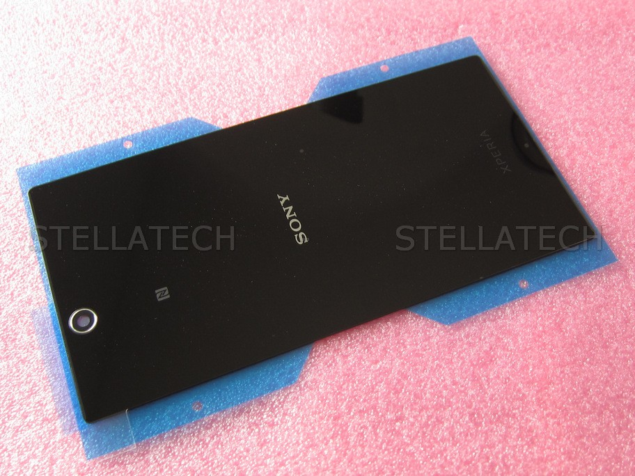 promo code c8030 4a842 Sony Xperia Z Ultra (C6806) - Battery Cover Black