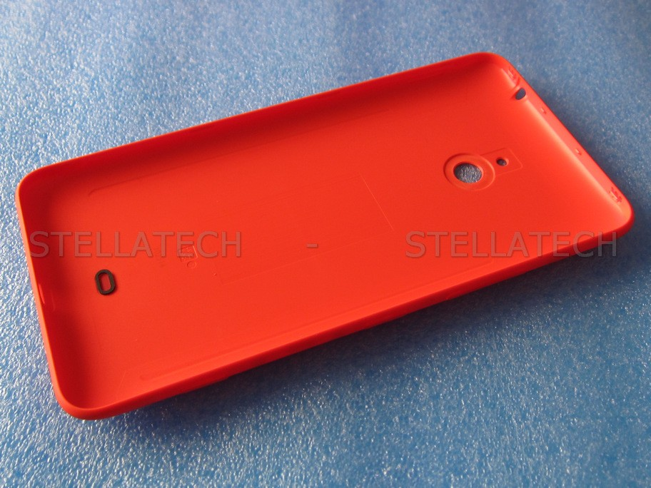best website 1ed32 8d995 Nokia Lumia 1320 - Battery Cover Orange