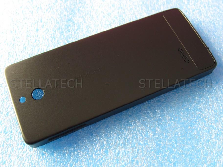 wholesale dealer a1bac 450e3 Nokia 515 - Back Cover Black
