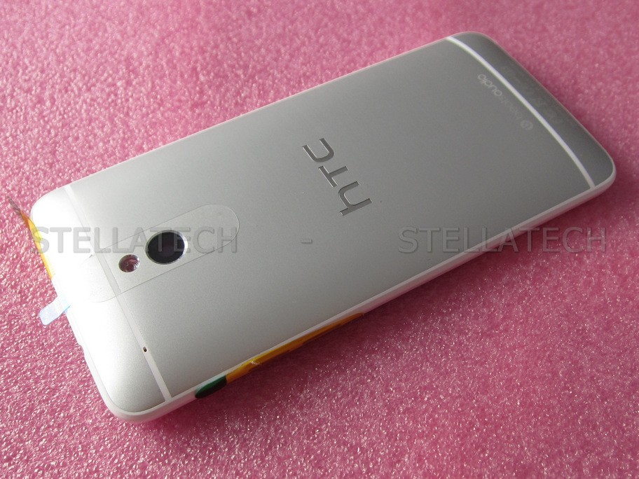 separation shoes 257f5 06add HTC One Mini (M4) - Back Cover Unibody Silver
