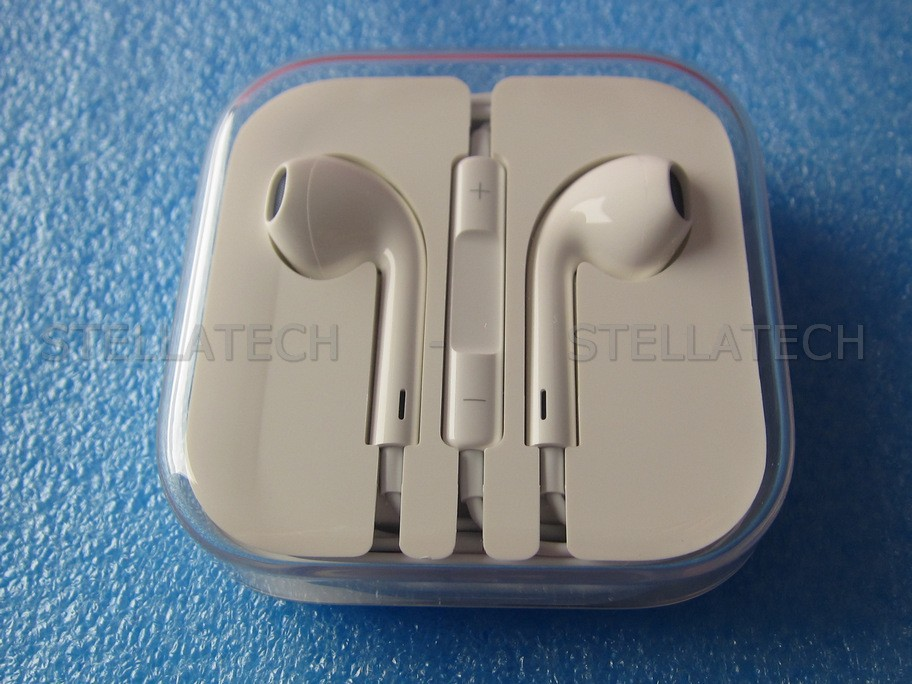 5cdb3ad4252 Apple iPhone 5s - EarPods In-Ear Headset / Earphones Stereo ...