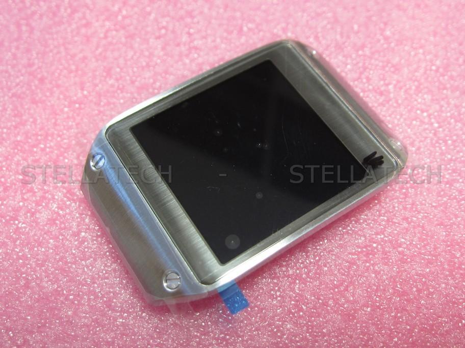 Samsung Sm V700 Galaxy Gear Display Lcd Touchscreen Rahmen