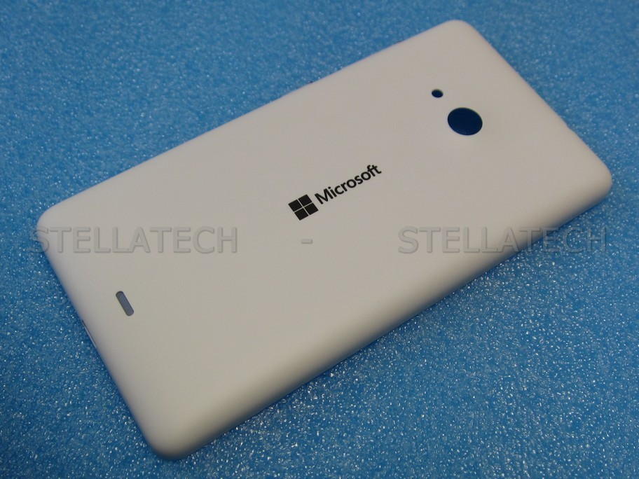 huge discount a2c87 656a1 Microsoft Lumia 535 - Battery Cover White