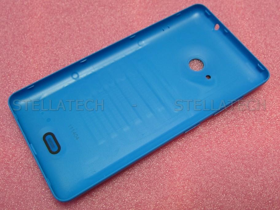 separation shoes c6a97 2b0cc Microsoft Lumia 535 - Battery Cover Cyan
