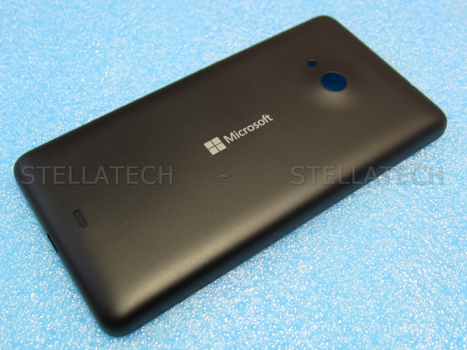 newest b84f5 d189f Microsoft Lumia 535 - Battery Cover Black