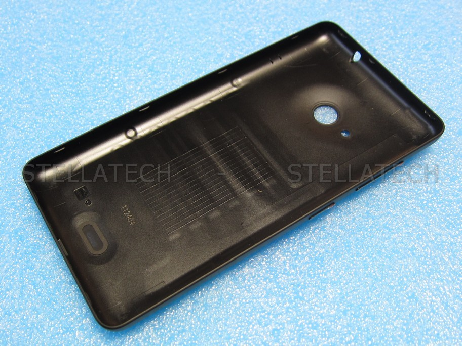 newest 5e8a1 6fee8 Microsoft Lumia 535 - Battery Cover Black