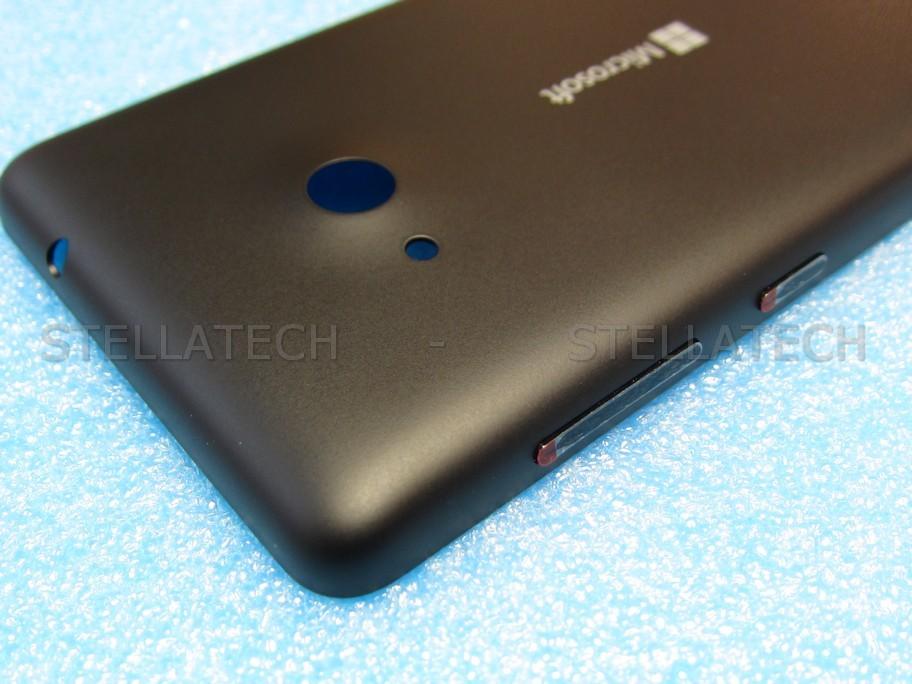 newest 5995b acc62 Microsoft Lumia 535 - Battery Cover Black