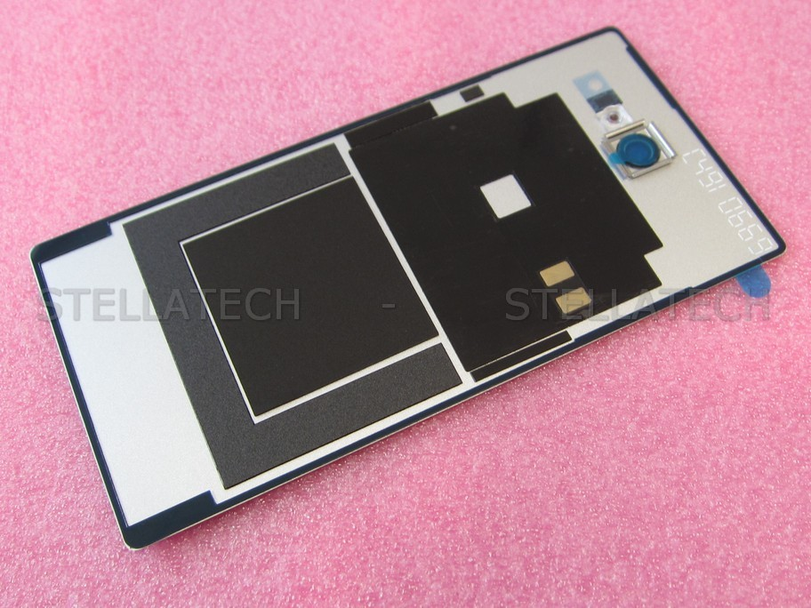 how to open xperia m2 back cover