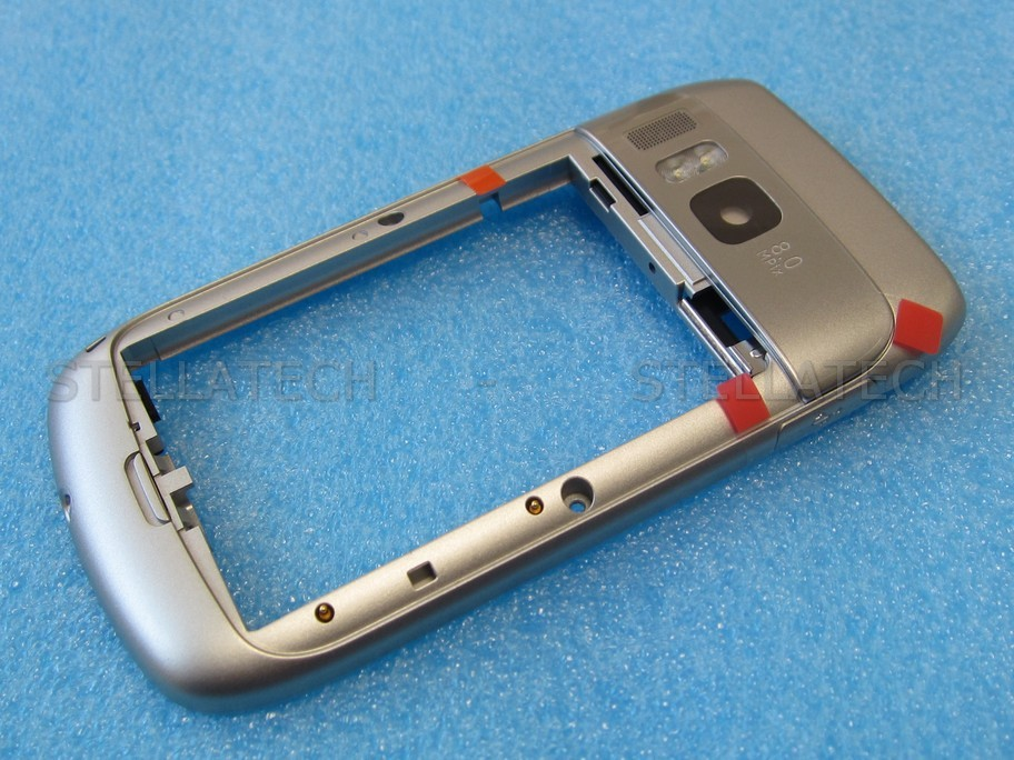 huge discount c6b83 bb2b8 Nokia E6-00 - Middle Cover + Camera Lens f. White