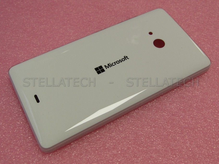 check out b7c97 1db05 Microsoft Lumia 540 Dual Sim - Battery Cover White