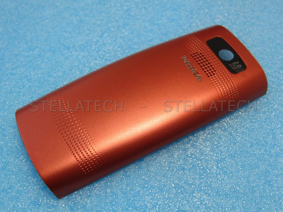 the latest 6115e 140cd Nokia X2-02 - Battery Cover Red