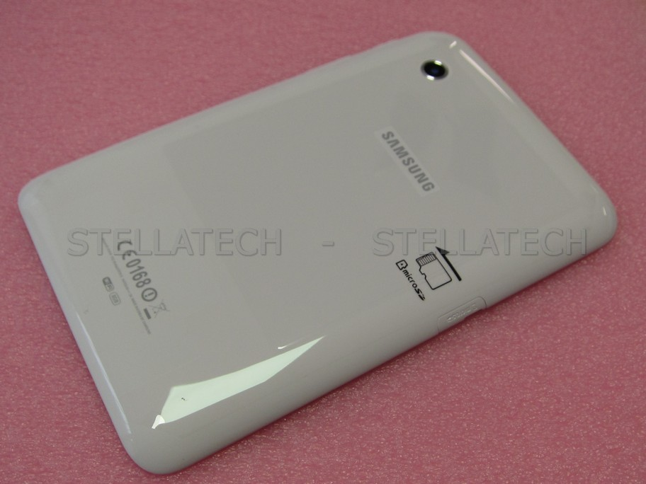 wholesale dealer 057e5 7ce39 Samsung GT-P3110 Galaxy Tab 2 7.0 - Back Cover White