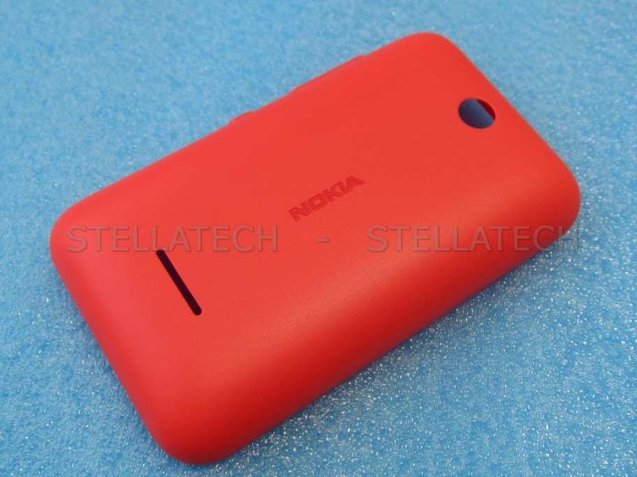 online store d550a 911db Nokia Asha 230 - Battery Cover Red