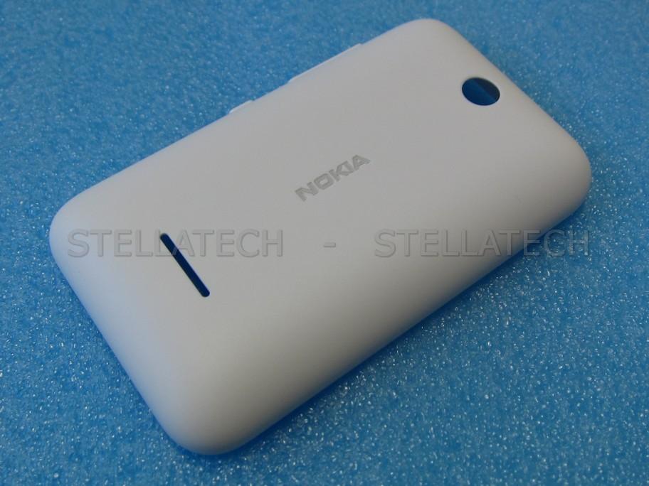 sports shoes 511f7 09edb Nokia Asha 230 - Battery Cover White