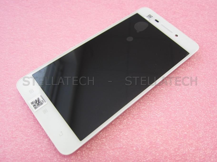 e64a6681a2dfe0 Lenovo S60 - Display LCD Touchscreen + Frame White