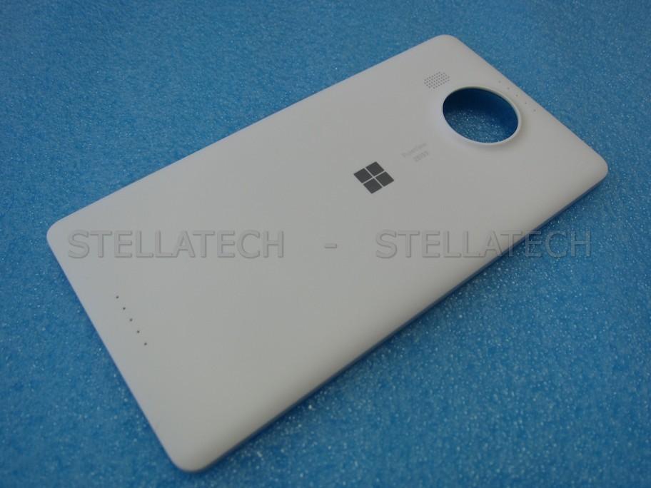 Microsoft Lumia 950 XL - Battery Cover + Wireless Charging + NFC White