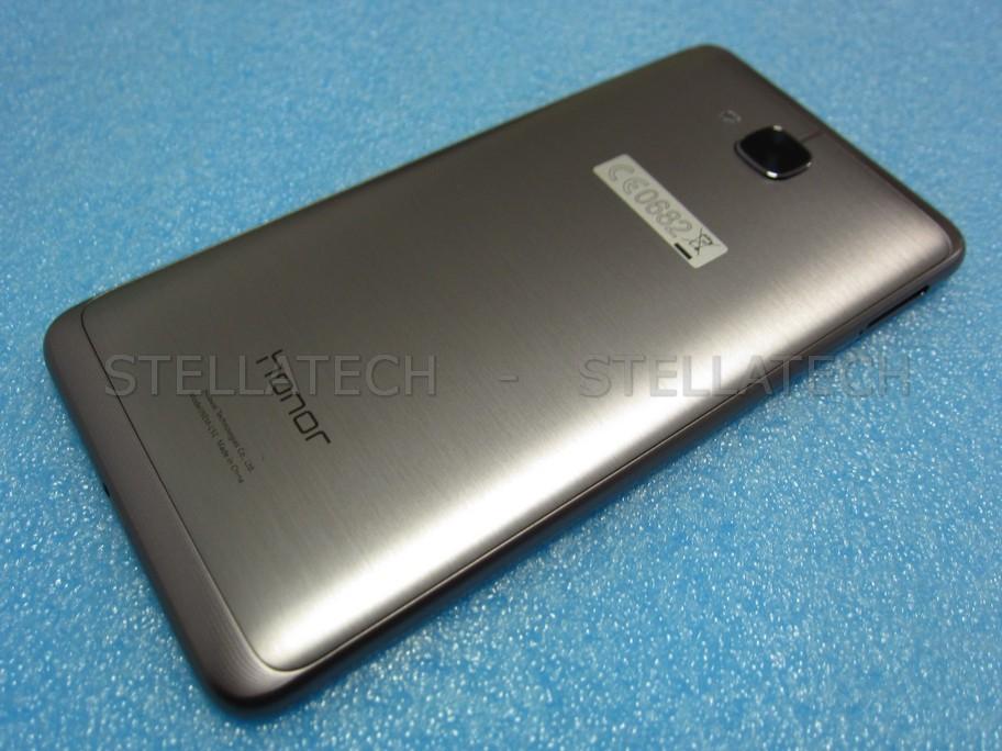 brand new 997e9 0e8ab Huawei Honor 7 Lite / Honor 5c (NEM-L51) - Battery Cover + NFC Antenna Grey
