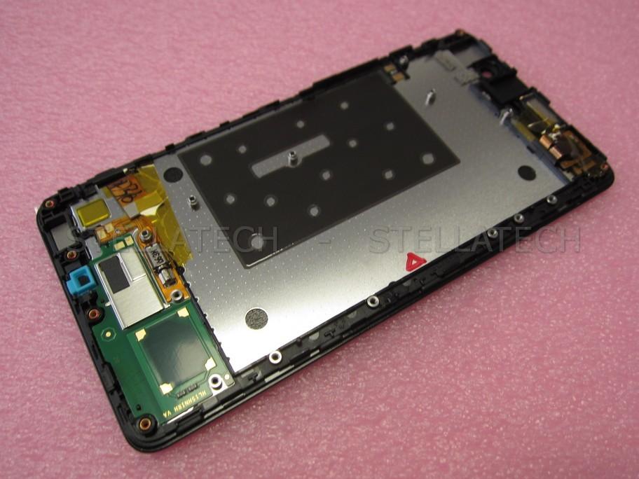 Huawei Honor 4C (CHM-U01) - Display LCD Touchscreen Front Black