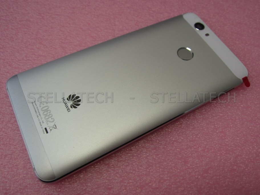 best loved 097eb 1096b Huawei Nova Dual Sim (CAN-L11) - Back Cover Unibody + Fingerprint Button  Silver
