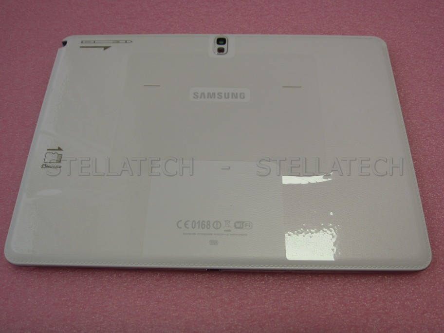 new styles 3bab4 488b5 Samsung SM-P600 32GB Galaxy Note 10.1 WiFi - Back Cover 32GB White