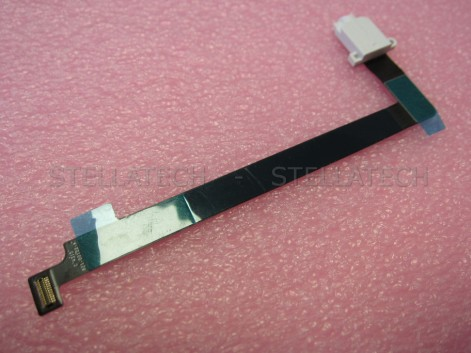 iPad Pro 12.9 A1584 Headphone Audio Jack Flex Cable White