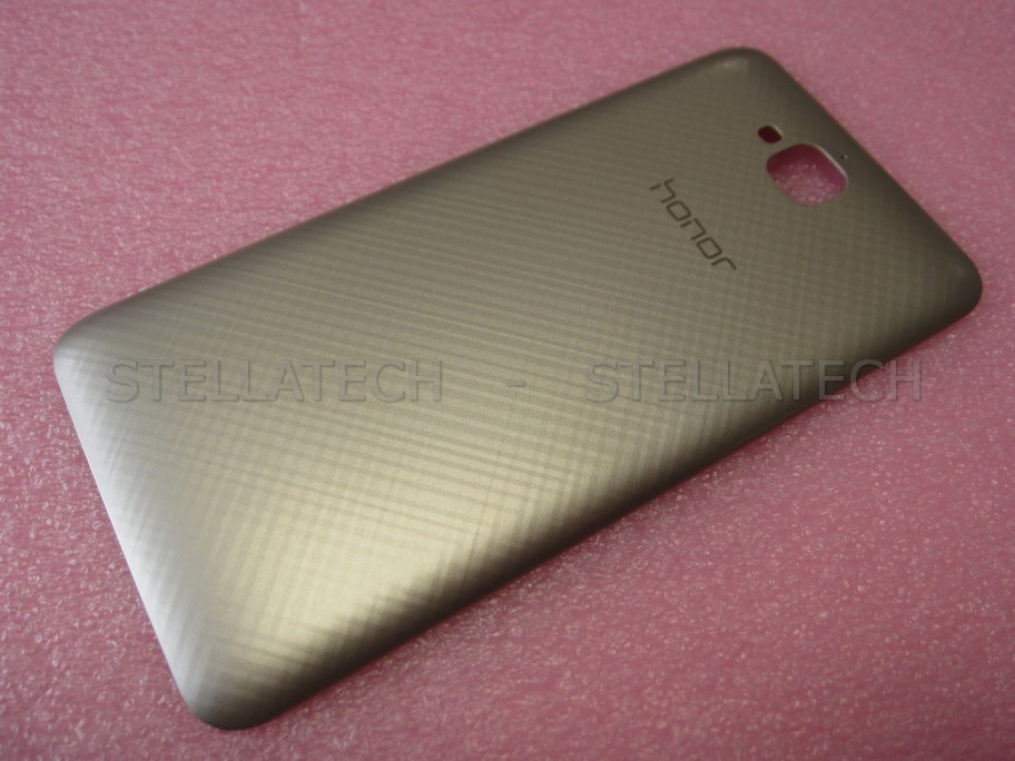Huawei Y6 Pro 4G (TIT-AL00) - Battery Cover Gold