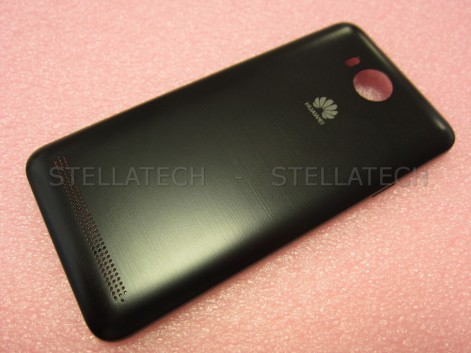 Huawei Y3II 4G (LUA-L21) - Battery Cover Black