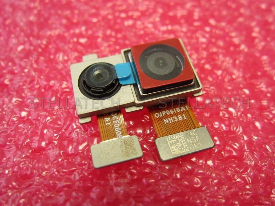 Huawei Honor 7X Dual Sim (BND-L21) - Camera Module Dual (Main) 16MP + 2MP