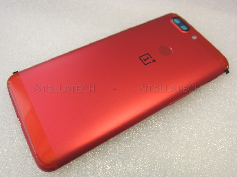 finest selection eb6b7 49eaa OnePlus 5T (A5010) - Battery Cover Red