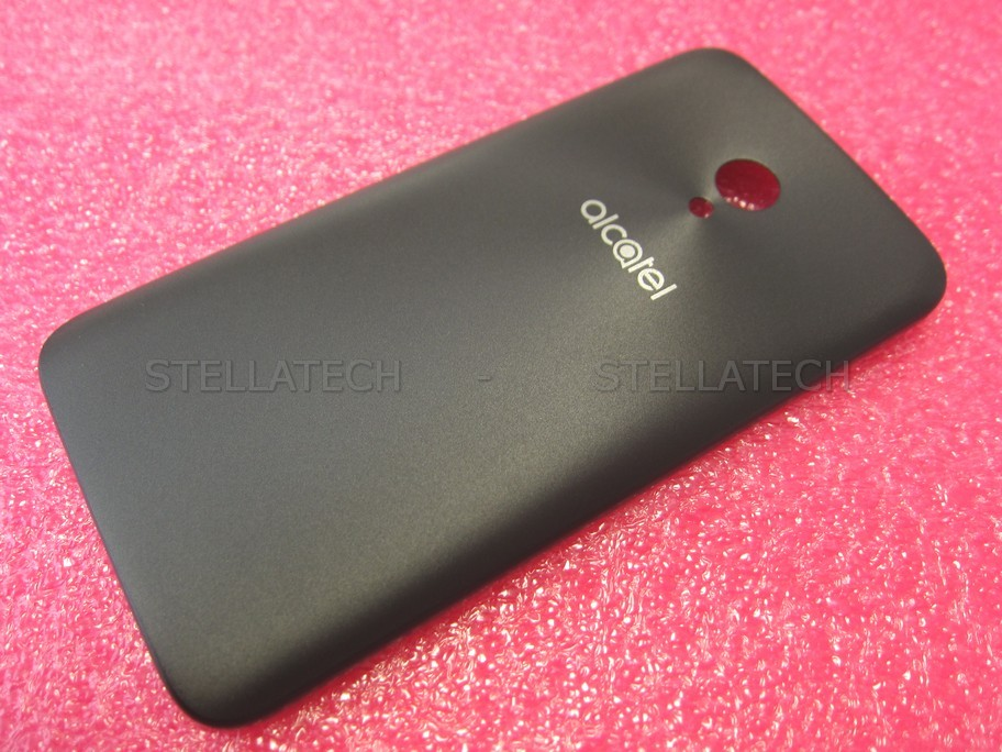 new arrival e4706 f9186 Alcatel OT-5047U U5 HD - Battery Cover Black